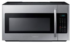 Over-the-Range Microwave with Sensor Cooking Fingerprint - Microwave Oven - Ideas of Microwave Oven - Samsung cu. Over-the-Range Microwave with Sensor Cooking Fingerprint Resistant Stainless Steel Larger Front Ranger, Microwave Hood, Slide In Range, Samsung 1, Stainless Steel Oven, Thing 1, Micro Onde, French Door Refrigerator, Cool Kitchens