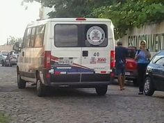 Veículo Guarda Municipal João Pessoa