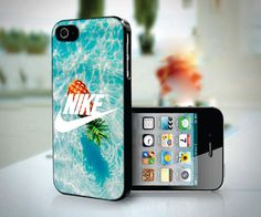New Nike Pineapple Logo Just DoIt Custom Case Print For iPhone 5 5s 6 6s 7 7Plus #UnbrandedGeneric