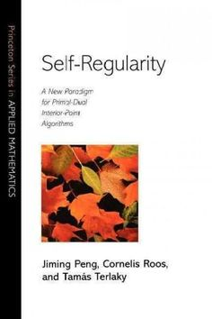 Self Regularity: A New Paradigm for Primal Dual Interior Point Algorithms
