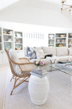 This blue and white rug has the perfect amount of pattern to make it interesting but still work with everything else in your room! Julie Miller, Blue And White Rug, Driven By Decor, Nordstrom Anniversary Sale, Still Working, Fashion Sale, Porch Decorating, Accent Chairs, Projects To Try