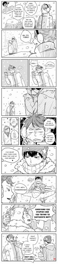From: http://fuck-yeah-kagehina-things.tumblr.com/ | Oikawa, it's not a hobby. It's obsession. | KageHina