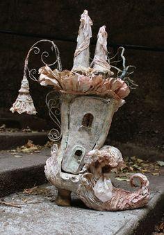 Волшебный мир папье-маше Laetitia Mieral - Ярмарка Мастеров - ручная работа, handmade