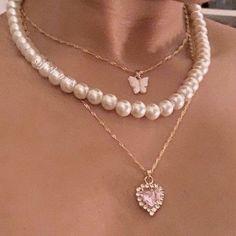 Nail Jewelry, Cute Jewelry, Jewelry Accessories, Dainty Jewelry, Fashion Accessories, Accesorios Casual, Ear Piercings, Fashion Jewelry, Fashion Necklace