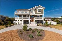 Sandbridge Vacation Rentals   Irish Blessings - N/A   443 - Virginia Beach Rentals