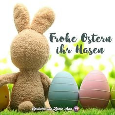 Grüsse zu Ostern...