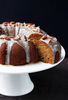 Sweet Potato Bundt Cake by Citrus and Candy, via Flickr