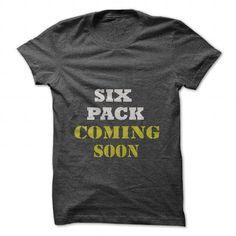 Six Pack Coming Soon - #sweatshirt man #sweatshirt for women. WANT => https://www.sunfrog.com/Funny/Six-Pack-Coming-Soon-DarkGrey-58133169-Guys.html?68278