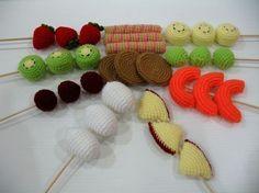 Fruit Crochet Patterns
