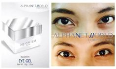 NLIGHTEN EYE GEL  For Order/Inquiries: +639359615219 +639234706796