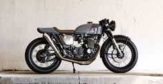 This Honda CB750 cafe racer gave Federal Moto a huge number of headaches. But just look at the finished product ...
