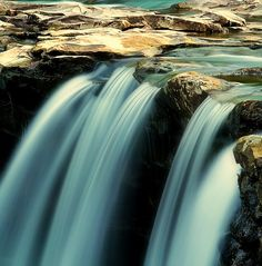 Falling Water Falls in the Ozark National Forest, Arkansas, USA  (by Dave's Photo Odyssey)