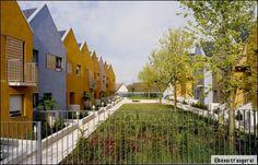 PO&PO, avec le logement intermédiaire, propose une vision de la ville partagée - Cyberarchi