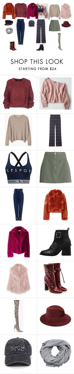 """""""short coats power"""" by kristina-56 on Polyvore featuring мода, Tom Ford, American Eagle Outfitters, MANGO, Gabriela Hearst, Pretty Little Thing, Rachel Comey, Maison Margiela, Dries Van Noten и Miu Miu"""