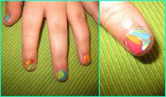 #3 water marbling <3    wizzley.com