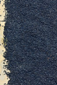 Aerial photography - used tires
