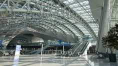 Aeropuerto Internacional de Incheon, Corea