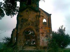 Memórias de Campo Grande: O curioso caso da igreja de Cosmos