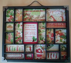 """""""Twas the Night Before Christmas"""" by Graphic 45: 7 Gypsies Printer Tray"""