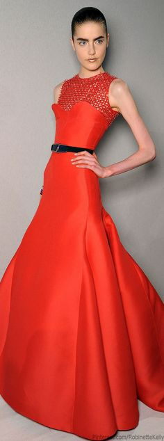 Christian Dior Haute Couture | F/W 2015  http://pronoviasweddingdress.com/