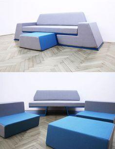 italian multifunctional furniture ux ui designer modern