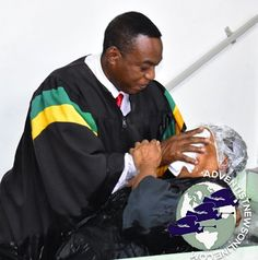In Jamaica, Church Elder Baptizes His Mother After a 30-Year Wait - https://adventistnewsonline.com/in-jamaica-church-elder-baptizes-his-mother-after-a-30-year-wait/ #adventist #adventista #adventistnews
