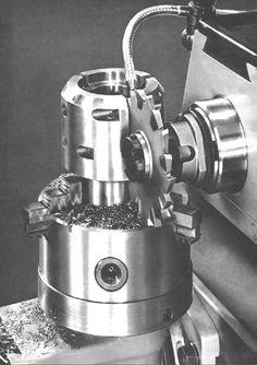 Deckel FP1 Mill
