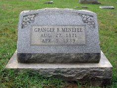 Granger B. Menefee