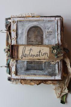 Destination book