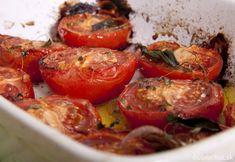 Grilované paradajky