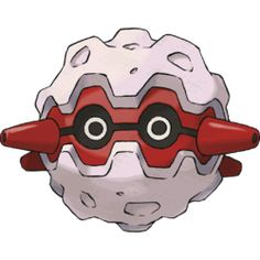 Forretress - #205 - Bug and Steel Type