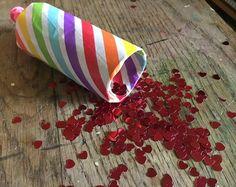 DIY Confetti Poppers