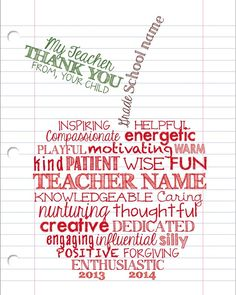 """This personalized teacher thank you gift will ensure your child is the 'apple of their teacher's eye"""". This also makes an excellent retirement gift. Also available as a group gift (see example) - contact us for details. Teacher Retirement Gifts, Best Teacher Gifts, Thank You Teacher Gifts, Personalized Teacher Gifts, Teacher Name, Teacher Quotes, Teacher Appreciation Gifts, Retirement Cakes, Boss Gifts"""