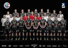 Handball-Bundesliga: HC Erlangen und Nicolai Theilinger verlängern Vertrag vorzeitig bis 2018. Oliver Heß und Denni Djozic wechseln im Sommer zur TSG Ludwigshafen Friesenheim. #hcerlangen #hlstudios #hbl #erlangen