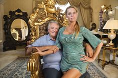 David and Jackie Siegel in THE QUEEN OF VERSAILLES, a Magnolia Pictures release. Photo courtesy of M... http://www.allmoviephoto.com/#
