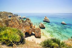 Beach Praia de Tres Irmaos, Algarve | Portugal