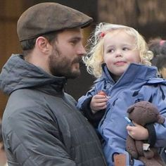 So in love with his daughter Dulcie and she is looking at him so lovingly (her hero)