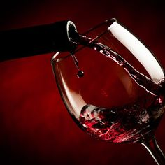 Some great wine stock photos  - Bottle filling the #glass of #wine - splash of delicious flavor.  https://samotrebizan.smugmug.com/Food-and-drink/Wine