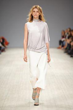 Ukrainian Fashion Week Elena BURENINA SS16