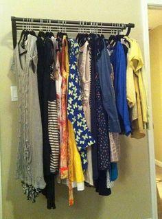 como  organizar ropa