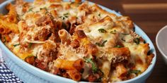 Ultimate Baked Ziti Is The Ultimate Pasta Dinner Pasta Recipes, Dinner Recipes, Cooking Recipes, Dinner Ideas, Healthy Recipes, Italian Dishes, Italian Recipes, Italian Entrees, Easy Baked Ziti