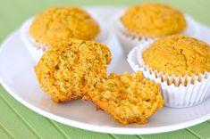 Karotten-Muffins glutenfrei eifrei vegan fructosearm