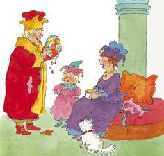 Speciaal voor Moederdag en Vaderdag een rubriekje met versjes, liedjes en verhaaltjes.