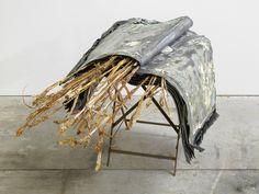 Mutterkorn (Lead, iron, wood, wire, plaster, shellac, gold leaf), 2010, Anselm Kiefer
