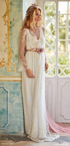 Matilde Cano 2018 Wedding Dress