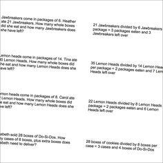 math worksheet : free printable long division worksheets with multiple digit  : Multi Digit Division Worksheets