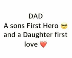 ❤ Miss You Dad, Love You Dad, Love My Family, Child Love, Mom And Dad, First Love, My Love, Dad Love Quotes, Best Quotes