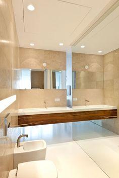 MARQ / propuesta / espejos XL en baños