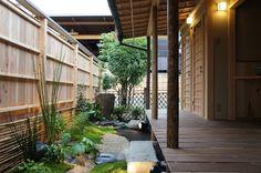 Kyoto Machiya Guest house まくやの庭