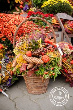 Fall ready for delivery Seasonal Flowers, Fall Flowers, Love Flowers, My Flower, Casket Flowers, Fall Flower Arrangements, Garden Whimsy, Fall Harvest, Holidays And Events